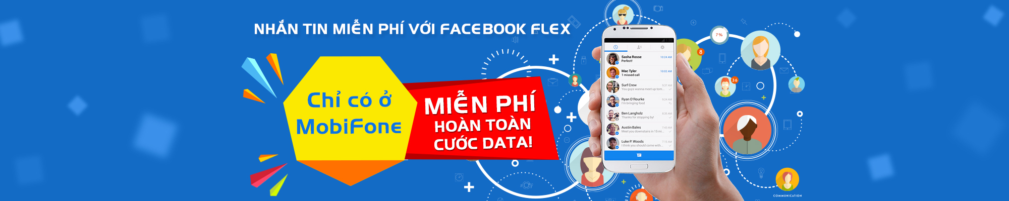 facebook flex mobifone